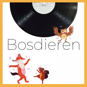 muziektips bij het thema bosdieren