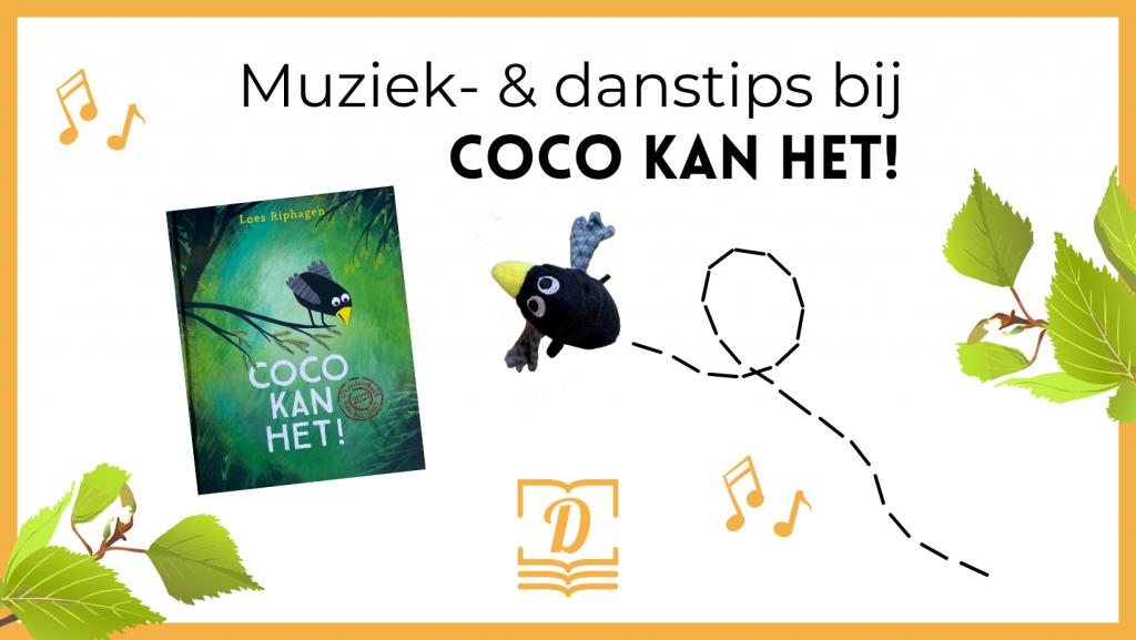 Muziek- en danstips bij Coco kan het!