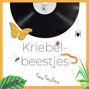 Themaplaatje kriebelbeestjes