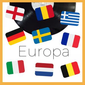 Themaplaatje Europa